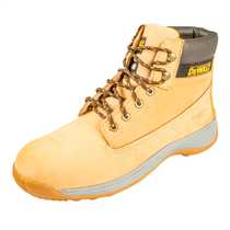Size 8 Apprentice Work Boots Honey