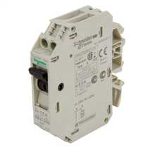 0.5A Single Pole + Neutral 50kA Thermal Magnetic Circuit Breaker