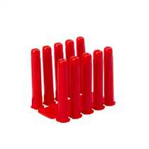 Wall Plugs TP2 Red (Box of 100)