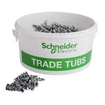 Trade Tub Metal Cavity Fixings and Screws (Tub of 200)