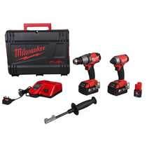 M18FPP2A-523X Combi Drill and Impact Driver Kit