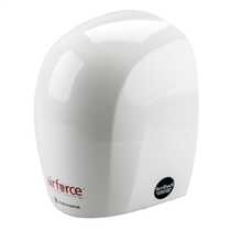 1.1kW Airforce Hand Dryer White