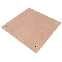 12 Inch x 12 Inch Flame Retardant Meter Board