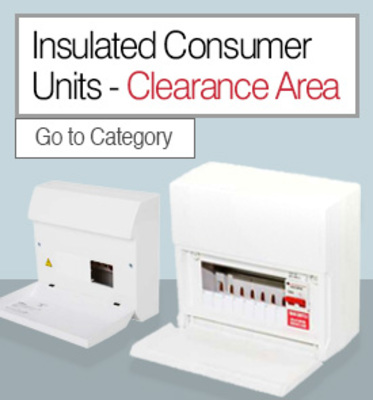 Consumer-unit-clearence