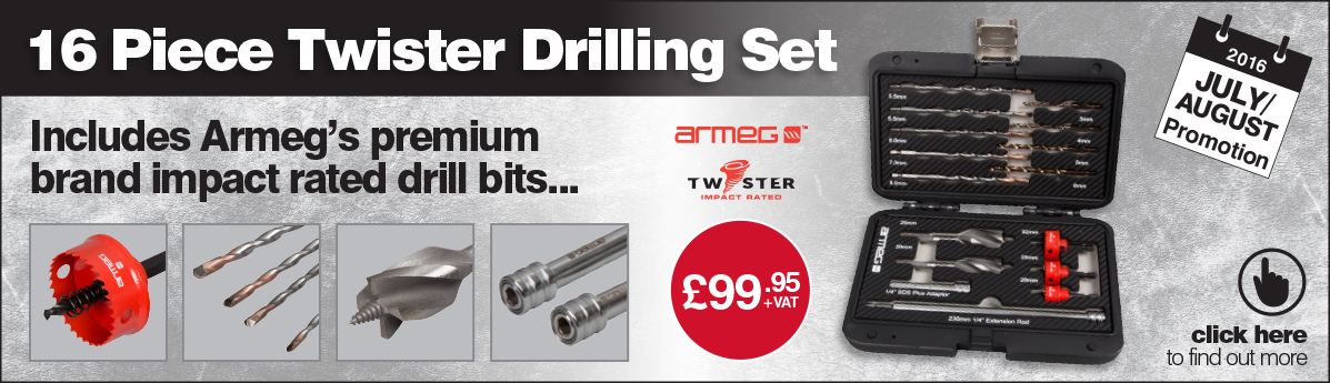 Armeg-drilling-set