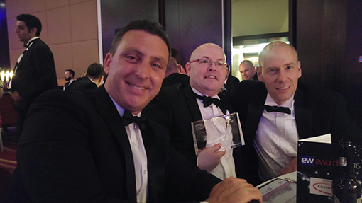 Electrical Wholesaler Awards 2016